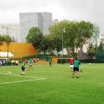 Inauguración C. futbol 3