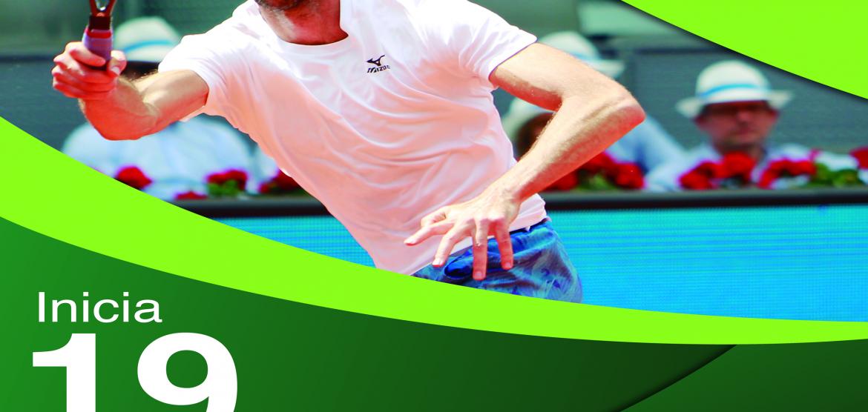 Torneo Interno de Tenis 35 y más